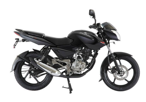 pulsar 135 black bikes