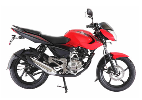 pulsar 135 red bikes