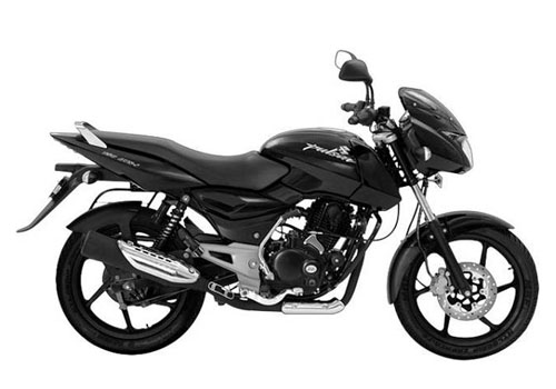 pulsar 150 black bikes