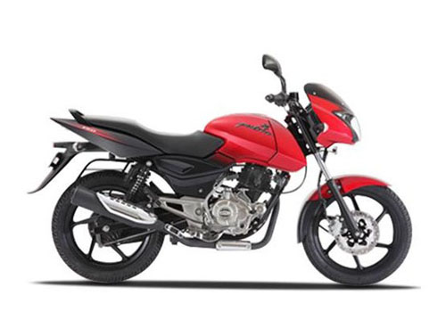 pulsar 150 red bikes