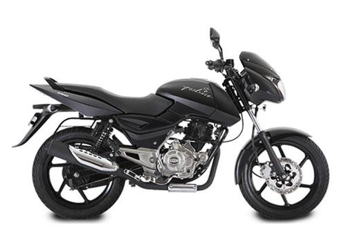pulsar 180 black bikes