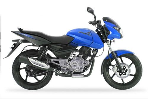 pulsar 180 blue bikes